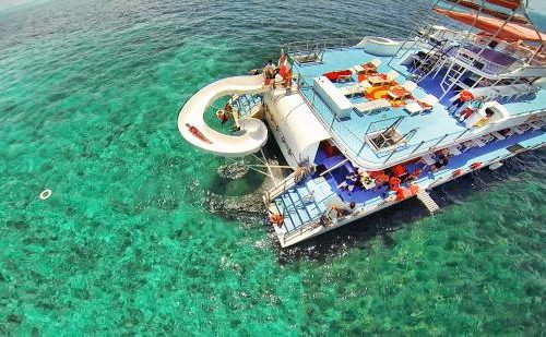 Cancun Party Boat