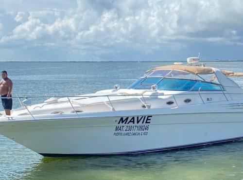 46 ft sea ray yacht