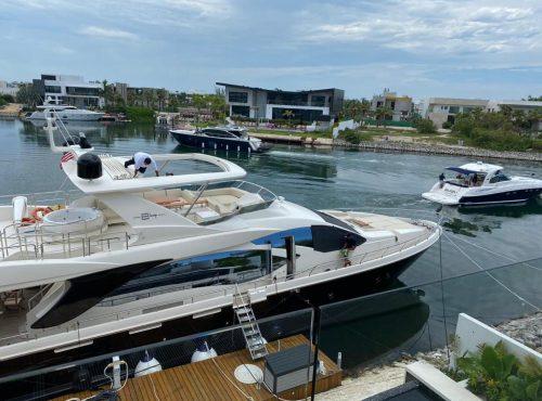 85 ft Azimut Motor Yacht